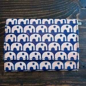 ‼️50% OFF‼️💥NWOT💥Leather Wallet Elephant Design